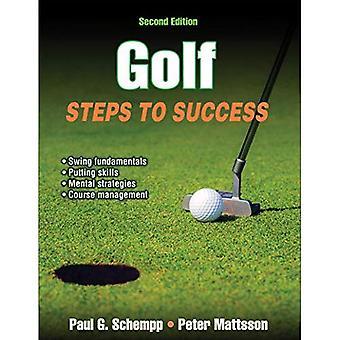 Golf-2nd Edition: Steg till framgång (steg till framgång aktivitet-serien)