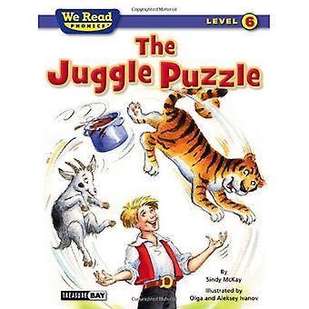 The Juggle Puzzle (We Read Phonics - Level 6) (We Read Phonics - Level 6