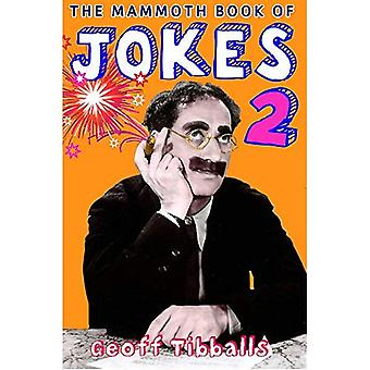 Mammut boken skämt 2 (mammut böcker)