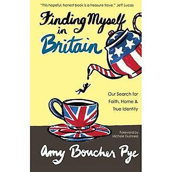 Me trouver en Grande-Bretagne: notre quête de la foi, accueil & véritable identité