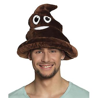 Adults Shithead Hat Fancy Dress Accessory