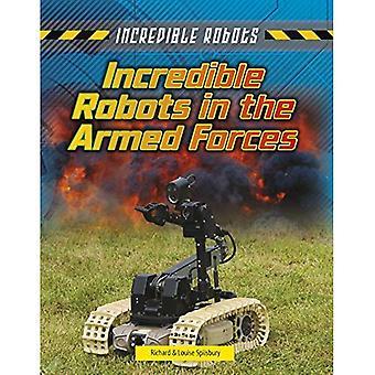 Unglaubliche Roboter in den Streitkräften (unglaubliche Roboter)