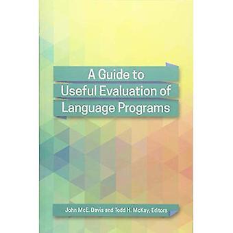 A Guide to nuttige evaluatie van taalcursussen