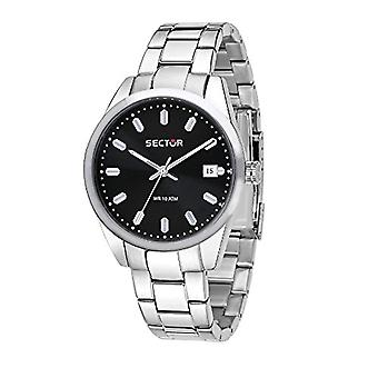 Sector men's Quartz analogue watch with stainless steel strap R3253486002
