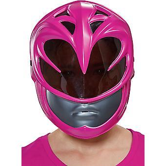 Pink Ranger barn Mask