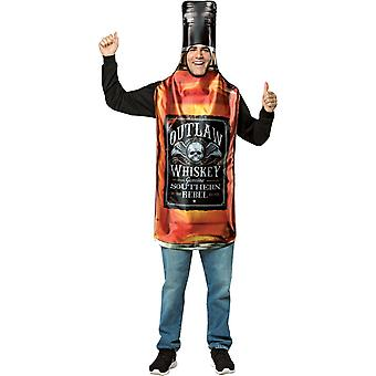 Get Real Whiskey Costume