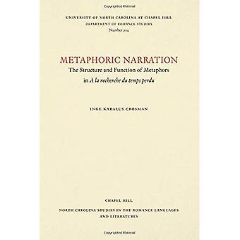 Metaforiska berättarröst: Struktur och funktion av metaforer i à la recherche du temps perdu (North Carolina studier i romanska språk och litteraturer)