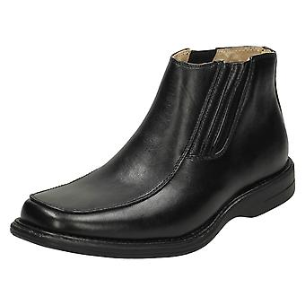 Mens Maverick Casual Ankle Boots Mav28