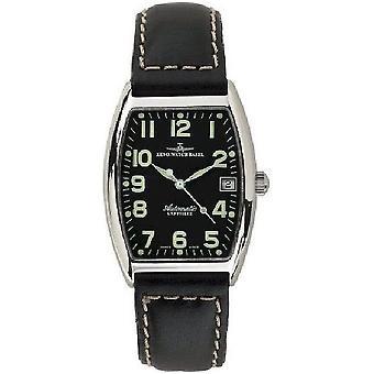Zeno-watch mens watch tonneau Sapphire piccolo automatico 2934-a1