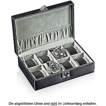 Designhütte watch box solid 8 black 70005-129