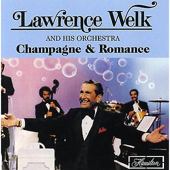 Lawrence Welk - Champagne & Romance [CD] USA import
