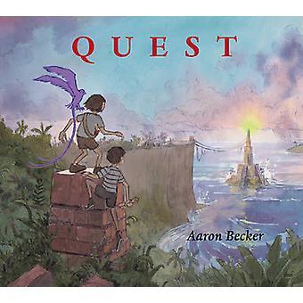 Quest by Aaron Becker - Aaron Becker - 9780763665951 Book