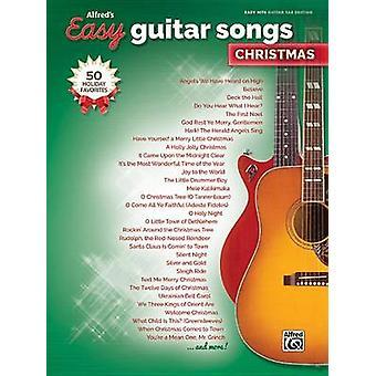 Alfred's Easy Guitar Songs -- Christmas - 50 Christmas Favorites - 978