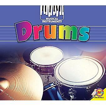 Drums by Cynthia Amoroso - 9781489660046 Book