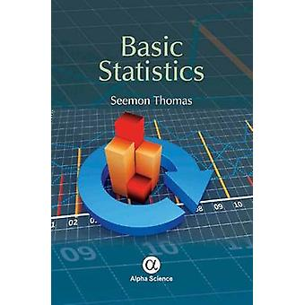 Basic Statistics by Seemon Thomas - 9781842658499 Book