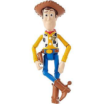 Toy Story 4-grundlæggende figur Movie woody legetøj