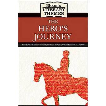 Livre de voyage du héros par Harold Bloom - Blake Hobby - 9780791098035