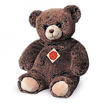 Hermann Teddy halata Nalle Karhu tummanruskea