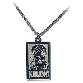Necklace - Oreimo - New Kirino Metal Plate Anime Gifts Toys Licensed ge80547