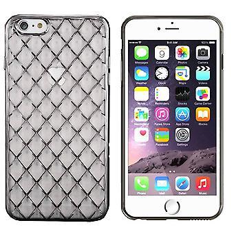 iPhone 6 Plus en 6S Plus Hoesje Goud - CoolSkin Diamond