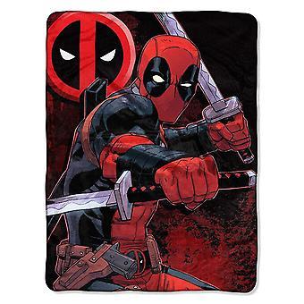 Deadpool Swordsman-Tapestry huopa