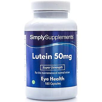 Lutein-50mg - 60 Capsules