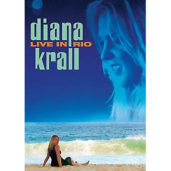 Diana Krall - Live in Rio [DVD] USA import