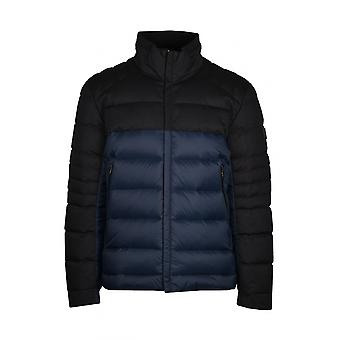 BOSS Athleisure Boss J_ardem Jacket Open Blue