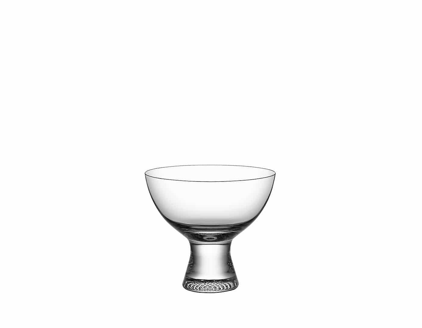 Kosta Boda  - LIMELIGHT -  6 st Coupe / champagneglas Design Göran Wärff