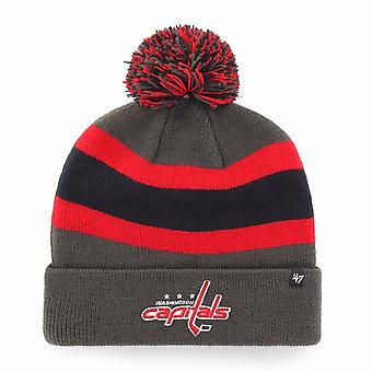 Apos;47 Nhl Washington Capitals Charcoal Breakaway Cuff Knit