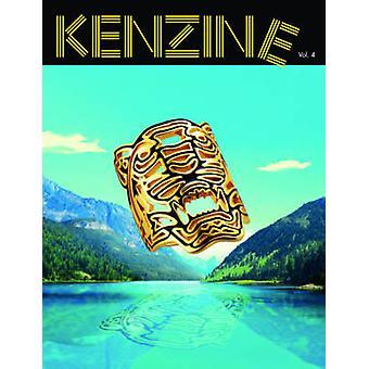 Kenzine - Volume 4 by Kenzo - 9788862084307 Book