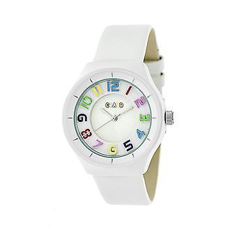 Crayo Atomic Unisex Watch - White