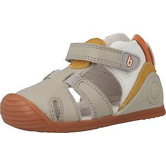 Biomecanics Sandals 192136 Color Grisnaranj