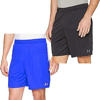 Under Armour Mens Challenger II Knit Sports Training Gym Running Shorts Bottoms
