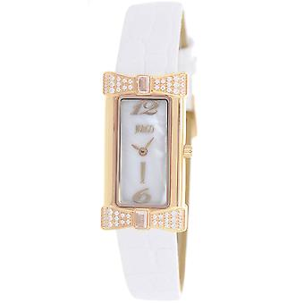 Jivago Women's Charmante White MOP Dial Watch - JV1412