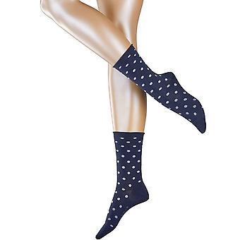 Esprit Multi Dot Socks - Marinha marinha