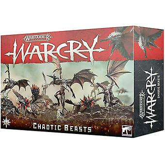 Games Workshop Warhammer Age of Sigmar - Warcry: Chaotic Beasts