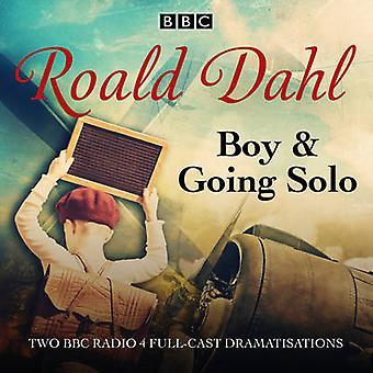Boy amp Going Solo  BBC Radio 4 fullcast dramas by Roald Dahl