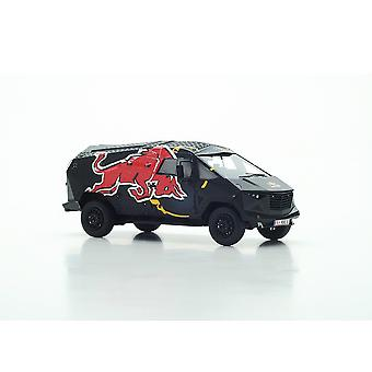 Red Bull RBE One Event Car Resin Model Car