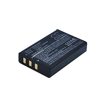 Battery for EXFO XW-EX003 AXS-100 AXS-110 OTDR FIP-400-D FLS-600 FPM-600 FVA-600