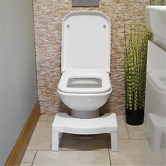 Toilet squad wc krukje - wit - opvouwbaar