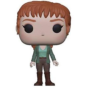 Funko POP Jurassic World-Claire collectible figuur
