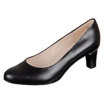 Peter Kaiser Nika 50 Black Chevro 43901100 ellegant all year women shoes