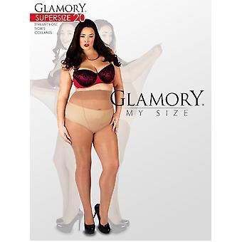 Glamory Supersize 20 Shiny Tights