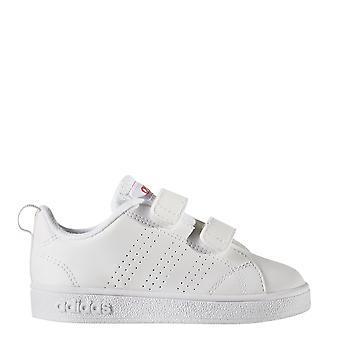 أديداس الرضع الفتيات مقابل ميزة الأحذية النظيفة