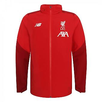 2019-2020 Liverpool Base Storm Jacket (Red)-Kids
