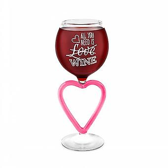 Bigmouth the all you need is wine glass