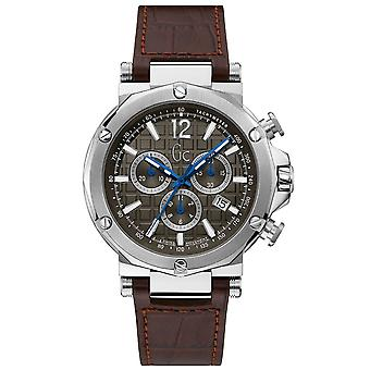 Gc Guess Collection Y53004g1mf Spirit Men's Watch 44 Mm