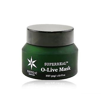 Phyto-c Superheal O-live Mask (exfoliating & Antioxidant Mask) - 50g/1.67oz