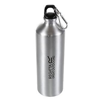 Regatta Mens Lightweight Duarable 1 Litre Aluminium Bottle